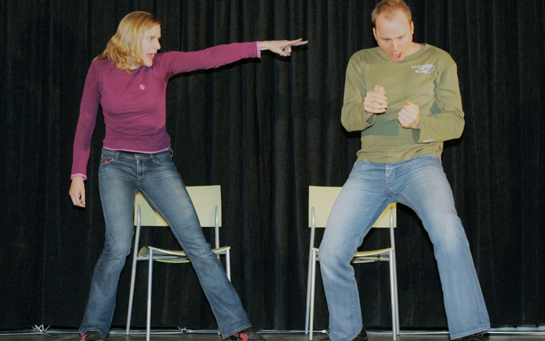 "11.1.2020: Improtheater Workshop ""Basics"""