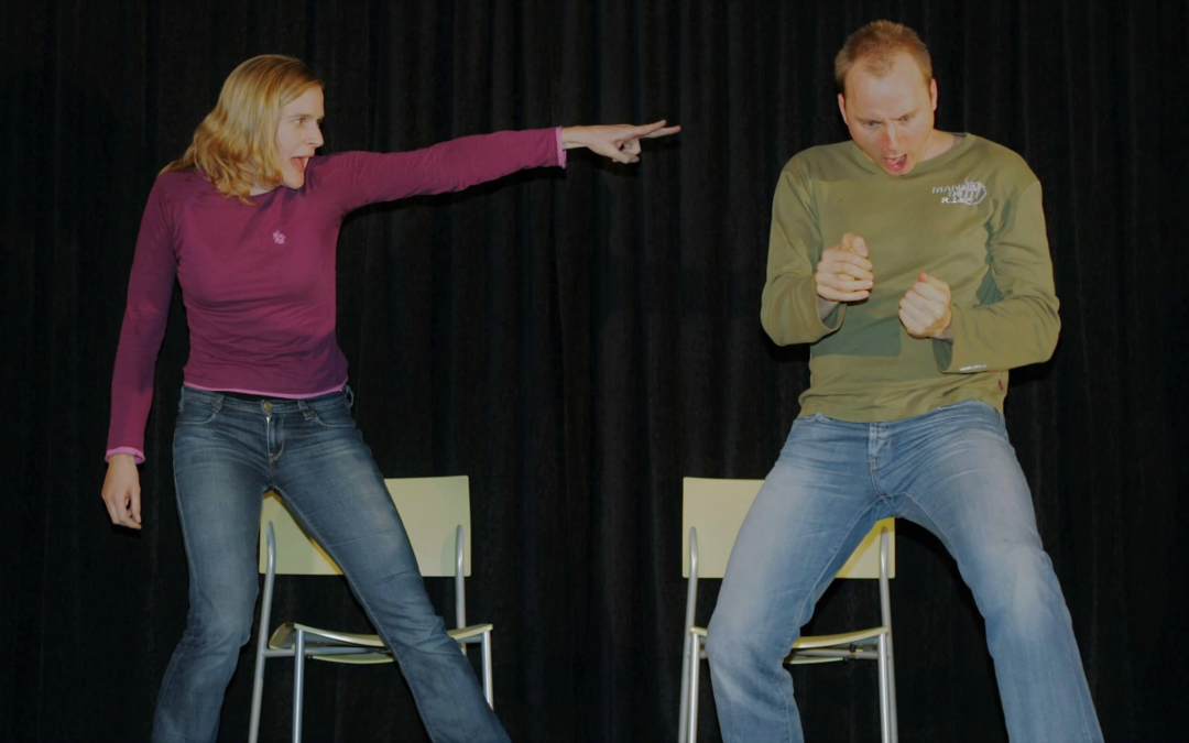 "26.4.2020: Improtheater Workshop ""Basics"""