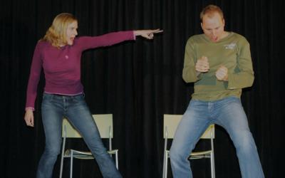 "26.4.2020: Improtheater Workshop ""Basics"""
