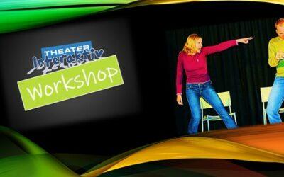 "4.10.2020 – Improtheater Workshop ""Basics"""