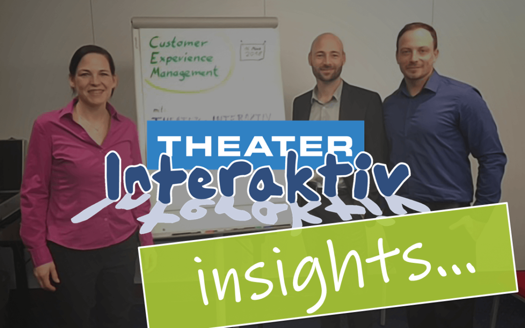 Schweizer Post: Design Thinking meets BusinessTheater