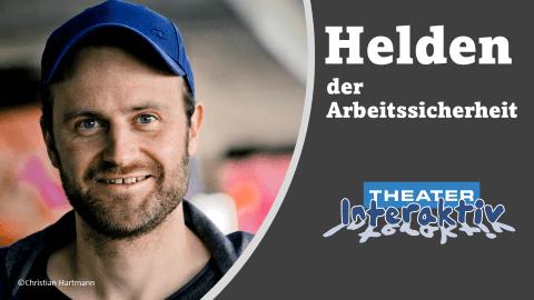 """verschoben auf 29.6.2022: """"Helden der Arbeitssicherheit"""" live"""